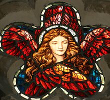 Angel Of Orlestone by Dave Godden