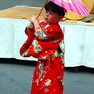 Littlest Geisha by Marjorie Wallace