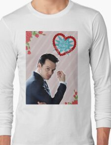 I Will Burn The Heart Out Of You :*) Long Sleeve T-Shirt