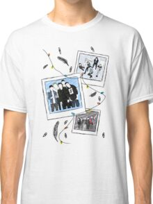 one direction polaroid snaps Classic T-Shirt