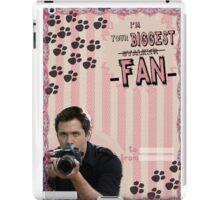 My Teenwolfed Valentine[I'm Your Biggest...] iPad Case/Skin