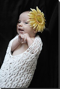 Flower Baby by palmerley