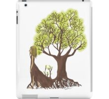The Great Forest Maiden iPad Case/Skin