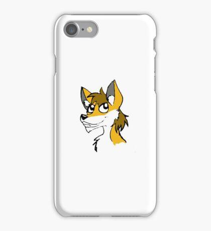 Furry Fox iPhone Case/Skin