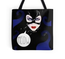 MEOW - Catwoman Tote Bag