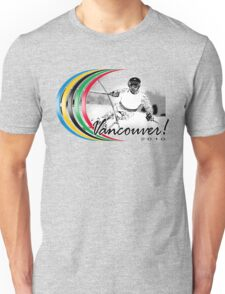 vancouver skiing Unisex T-Shirt