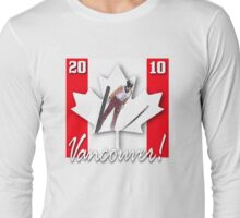 ski games vancouver Long Sleeve T-Shirt