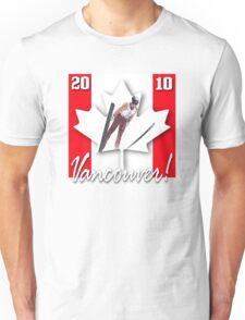 ski games vancouver Unisex T-Shirt