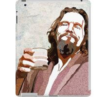 Big Lebowski DUDE Portrait iPad Case/Skin