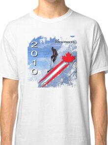 downhill vancouver Classic T-Shirt