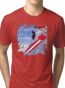 downhill vancouver Tri-blend T-Shirt