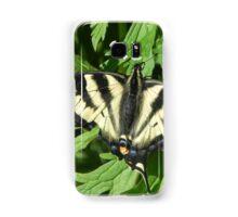 Eastern Tiger Swallowtail Butterfly Samsung Galaxy Case/Skin