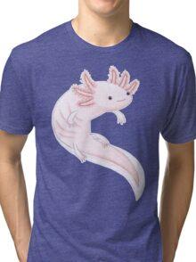 Axolotl Tri-blend T-Shirt