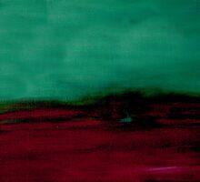 Cranberry Bogs by Susan Grissom
