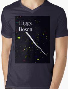 Higgs Boson Mens V-Neck T-Shirt