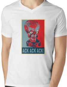 Ack Ack Ack! Mens V-Neck T-Shirt