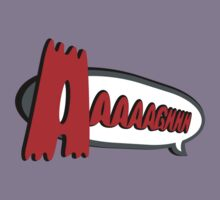 B-Grade Scream by Michael Alesich