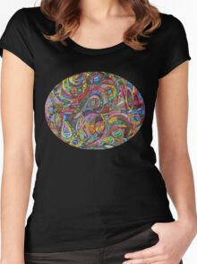Sphericitee Women's Fitted Scoop T-Shirt