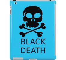 Black Death Skulls by Chillee Wilson iPad Case/Skin