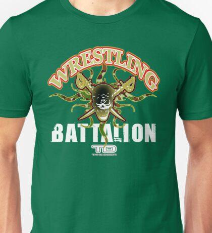 wrestling battalion Unisex T-Shirt