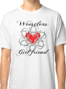 wrestlers girlfriend Classic T-Shirt