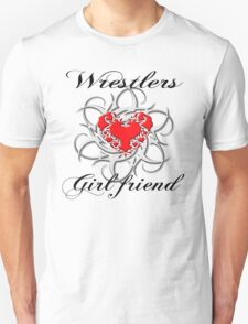 wrestlers girlfriend T-Shirt