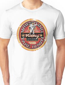 victory with honor Unisex T-Shirt