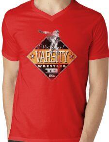 victory varsity Mens V-Neck T-Shirt
