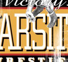 victory varsity Sticker