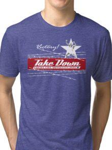 victory takedown Tri-blend T-Shirt