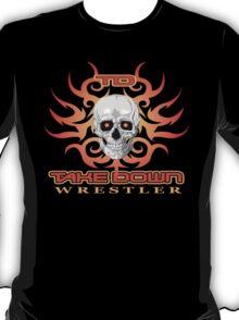 skull flame tatoo T-Shirt