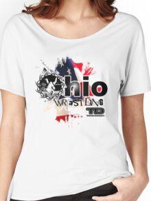 ohio wrestler Women's Relaxed Fit T-Shirt