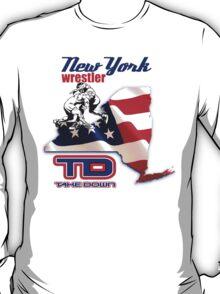 new york wrestler T-Shirt