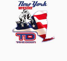 new york wrestler Long Sleeve T-Shirt