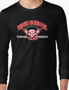 high school wrestler Long Sleeve T-Shirt