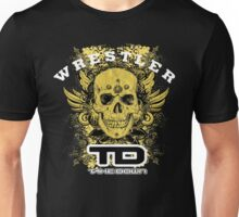 gold wings wrestler Unisex T-Shirt