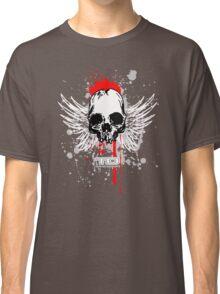 flying skull Classic T-Shirt