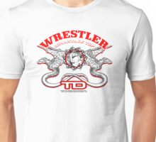 dragon wrestlers Unisex T-Shirt
