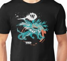seven dragons Unisex T-Shirt