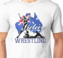aussie wrestler Unisex T-Shirt
