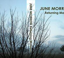 Dust Jacket Design June Morrow by emilykperkin