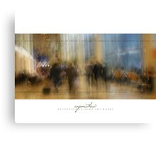 Eclectic Crowd Canvas Print