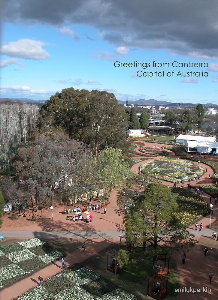 Greetings from Canberra by emilykperkin
