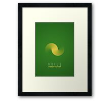 Street Fighter - Guile Framed Print