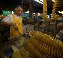 whole potato chips - reifong market by Ryan Bird