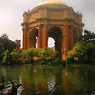 Palace of Fine Arts by Barbara  Brown