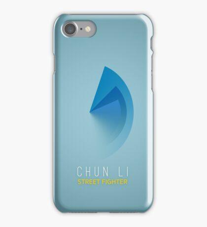 Street Fighter - Chun Li iPhone Case/Skin