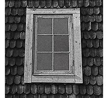 Attic grunge, Swedish cottage. Photographic Print