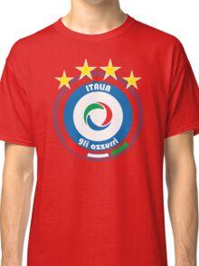 World Cup Football 2/8 - Team Italia Classic T-Shirt