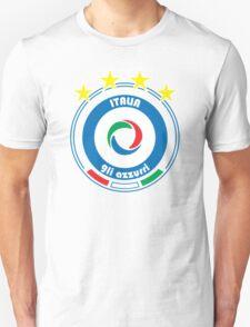 World Cup Football 2/8 - Team Italia T-Shirt